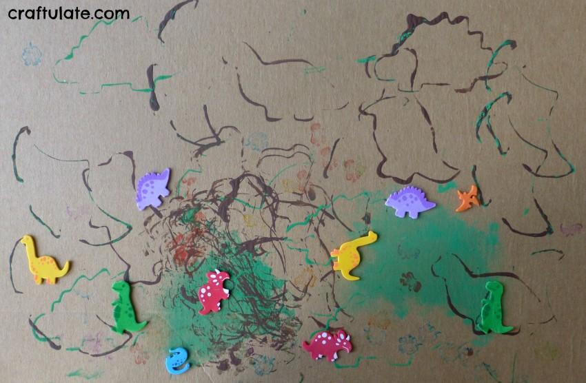 Dinosaur Art and Crafts