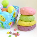 Jelly Bean Play Dough