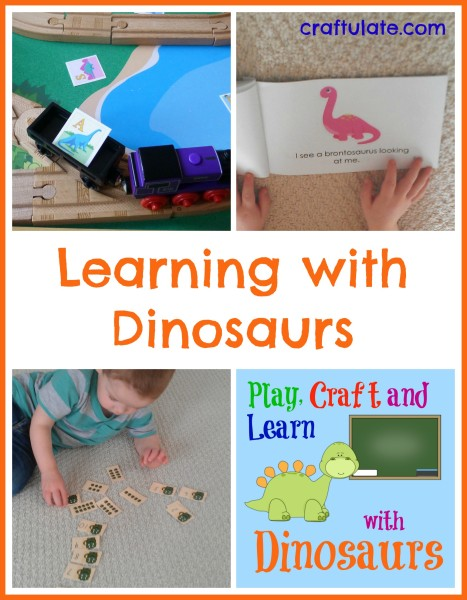 Learning with Dinosaurs