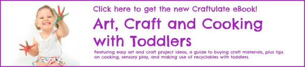 Art Craft and Cooking with Toddlers eBook