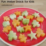 Fun Melon Snack for Kids