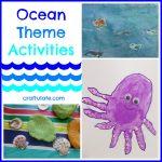 Ocean Theme Activities