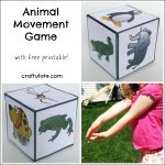 Animal Movement Game