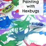 Painting with Hexbugs