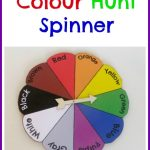 Colour Hunt Spinner