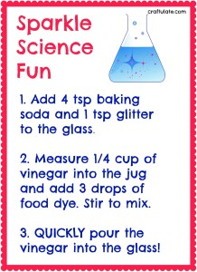 Sparkle Science Instructions