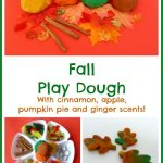 Fall Play Dough Fun