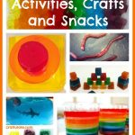 27 Jello Activities, Crafts and Snacks