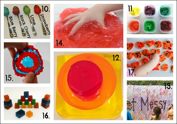 Jello Crafts