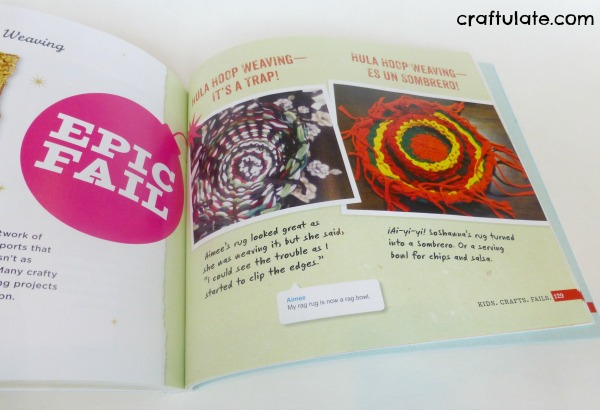 CraftFail - the Book