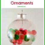 Water Bead Ornaments
