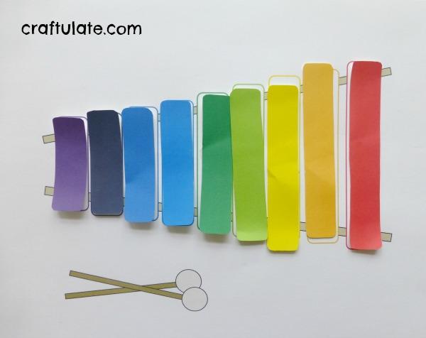 Xylophone Craft