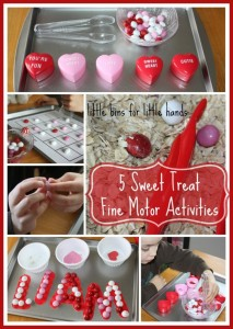 Top 10 Valentine Fine Motor Play Ideas