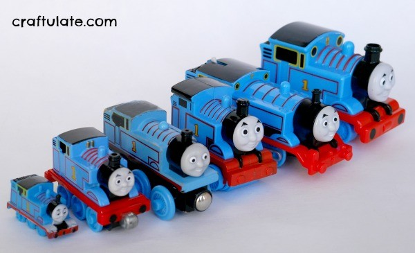 Which Thomas and Friends Train Set is Right for my Child?