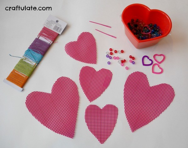 Valentine Sewing Craft
