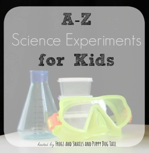 A-Z Science Experiments for Kids