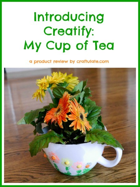Introducing Creatify: My Cup of Tea