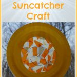 Sun Suncatcher Craft