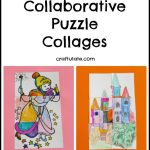 Collaborative Puzzle Collages