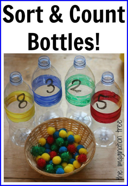 Sort and Count Bottles