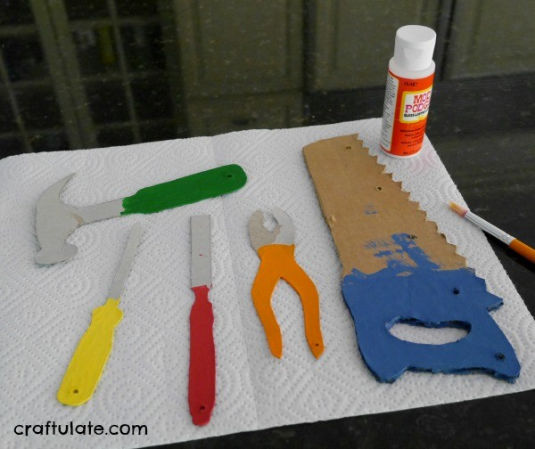 Father's Day Tool Craft