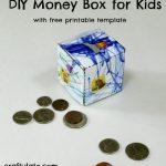 DIY Money Box for Kids