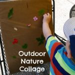 Outdoor Nature Collage