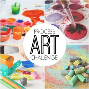 Process Art Challenge