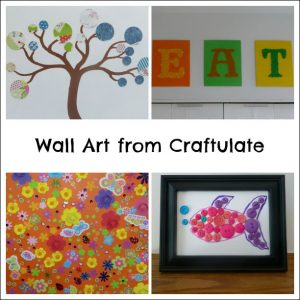 Wall Art from Craftulate