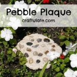 Pebble Plaque