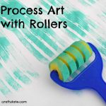 Process Art with Rollers