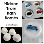 Hidden Train Bath Bombs