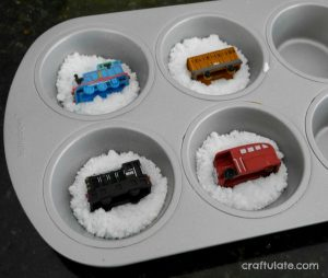 Train Bath Bombs