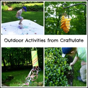 Outdoor Activities from Craftulate