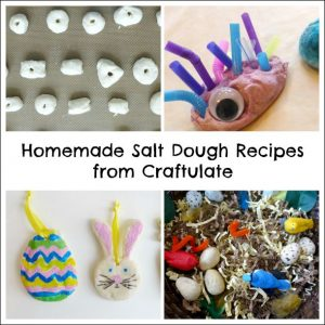 Play Recipes from Craftulate - Salt Dough