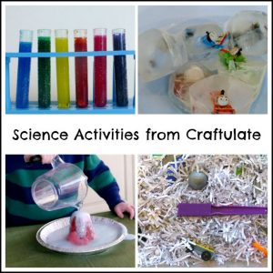 Science Activities from Craftulate
