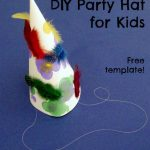 DIY Party Hat for Kids