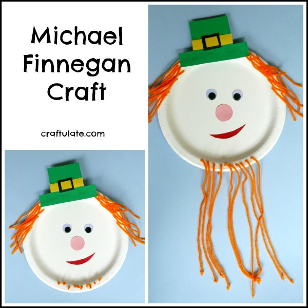 Michael Finnegan Craft - with extending and retracting whiskers!