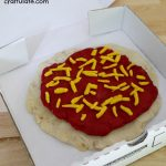 Make a Pizza Play Dough Activity