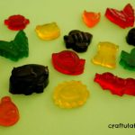 Homemade Sugar Free Gummy Candies