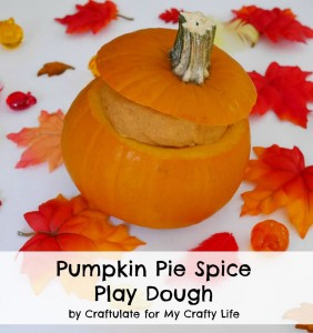 PumpkinPieSpicePlayDough