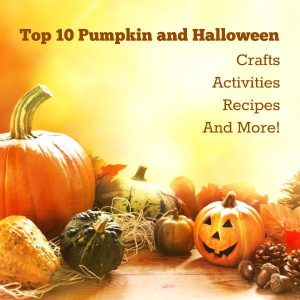 Top 10 Pumpkin and Halloween