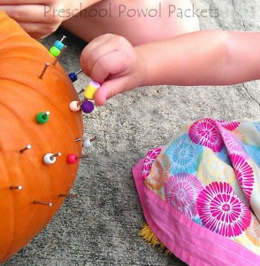 beaded pumpkins 2