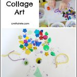 Child-Led Collage Art