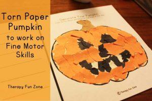 torn-paper-pumpkin