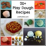 20+ Play Dough Recipes