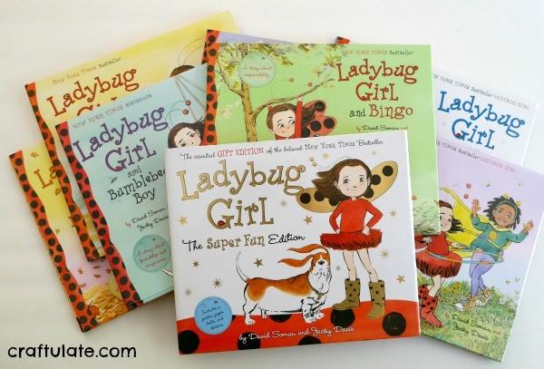 Ladybug Girl Books