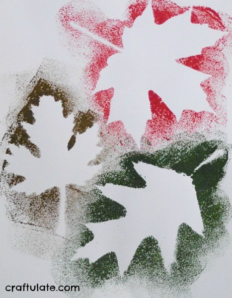 Easy Leaf Art for Kids