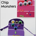 Paint Chip Monsters