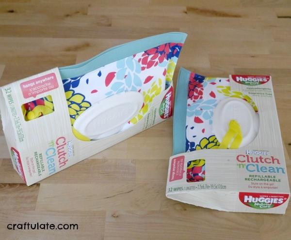 Handprint Clean Up Tips